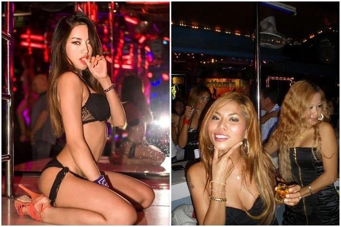 picking up bar girls in pattaya