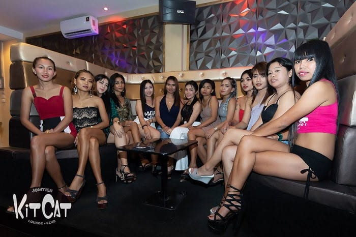 kit cat gentleman club in pattaya