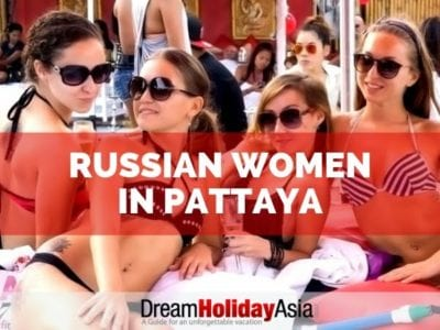 russian women in pattaya thailand
