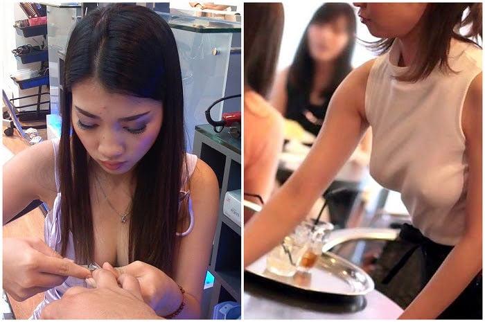 asian working girls