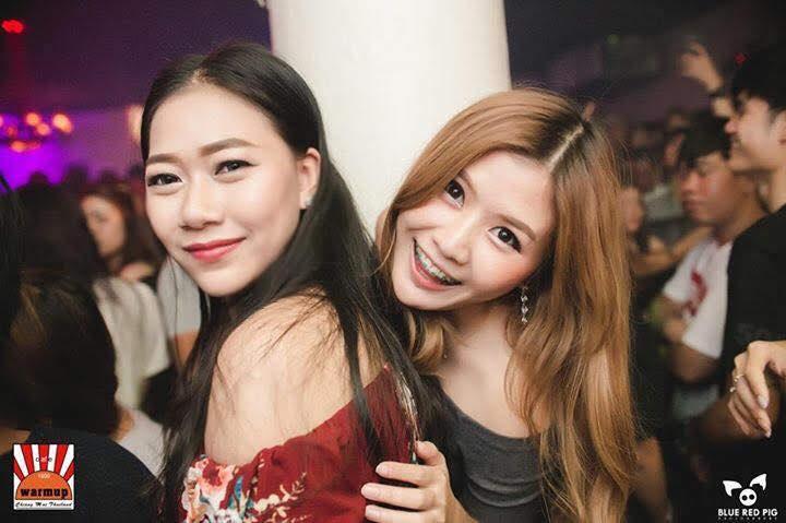 chiang mai grils freelancing nightclub thailand