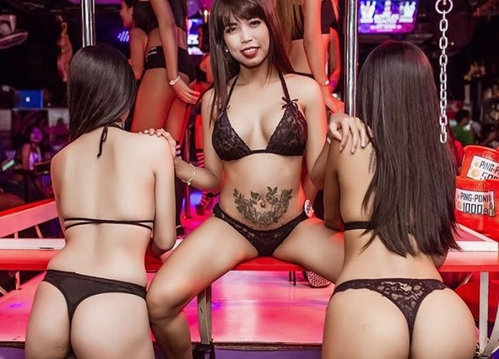 gogo bar girls in bangkok