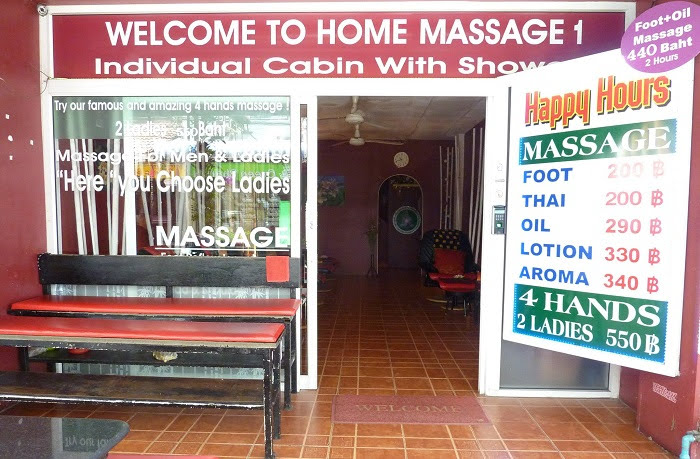 home massage pattaya happy ending sex