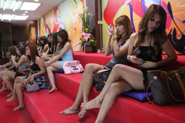 sopay massage girls in bangkok happy endings
