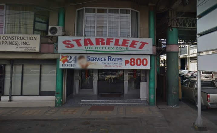 starfleet dirty massage in manila