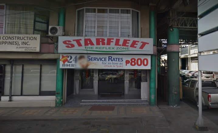 starfleet dirty massage in manila
