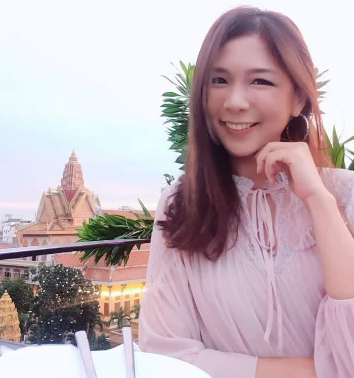 girl in phnom penh