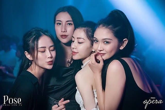 hanoi girls clubbing