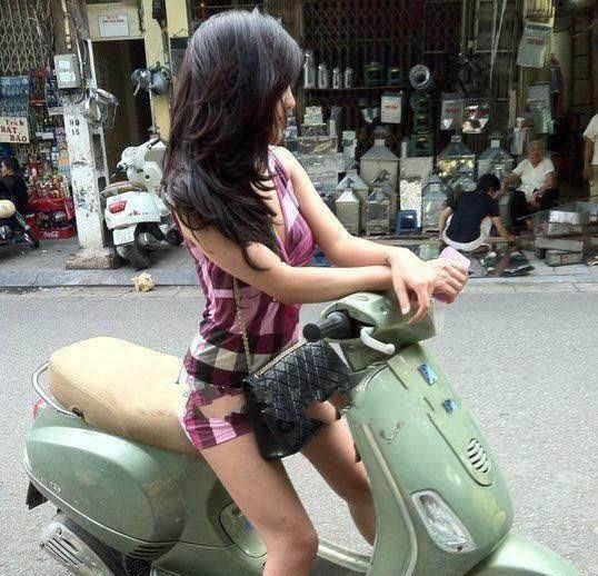 Ho Chi Minh prostitute