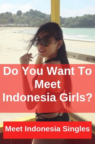 Indonesian singles in indonesia