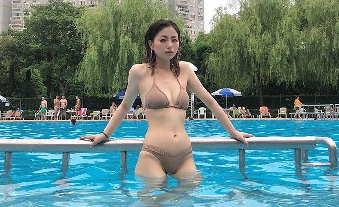 chinese girlfriend