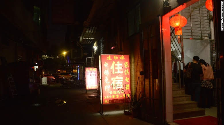finding sex in dongguan