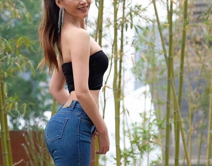 girl in beijing