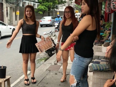 koh samui hookers in front erotic massage parlor