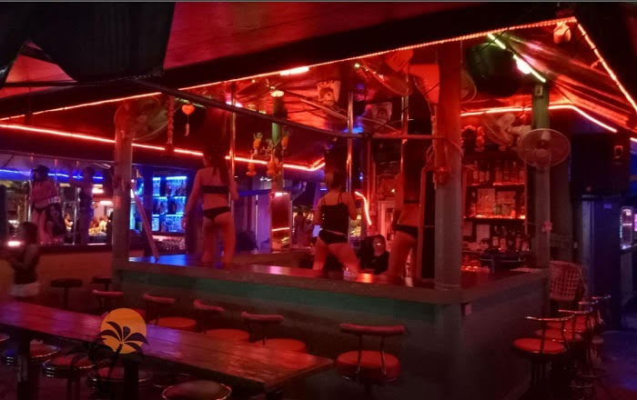 red light district in koh samui