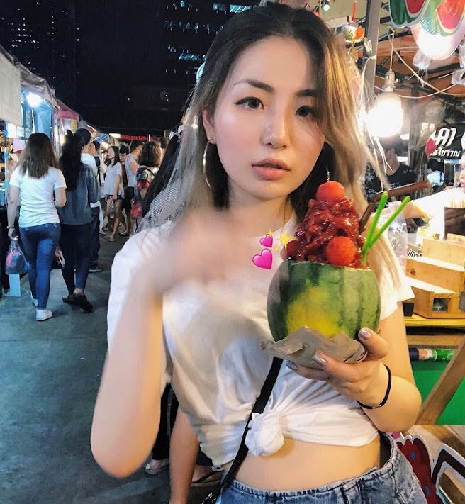 sexy guangzhou girl-at night