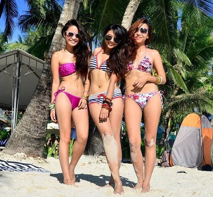 boracay sexy girls
