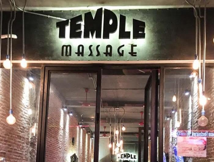 happy massage in pub street