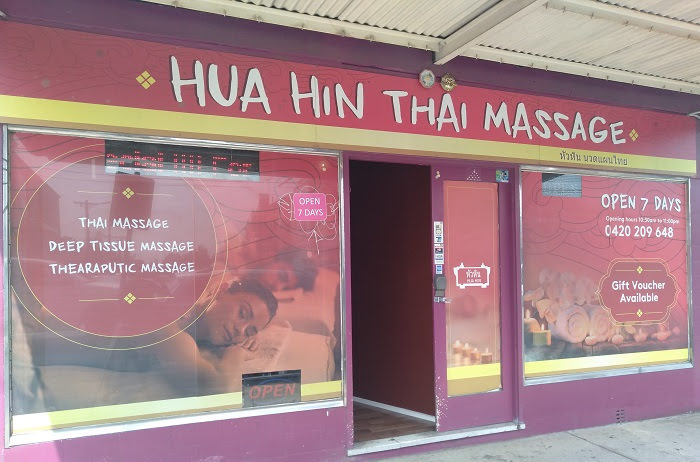 happy ending massage Hua Hin