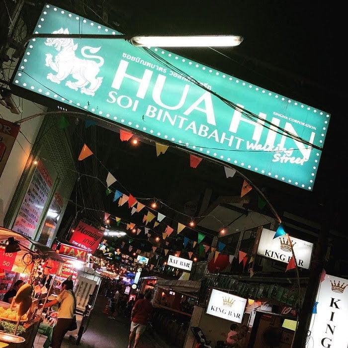 hua hin red light district