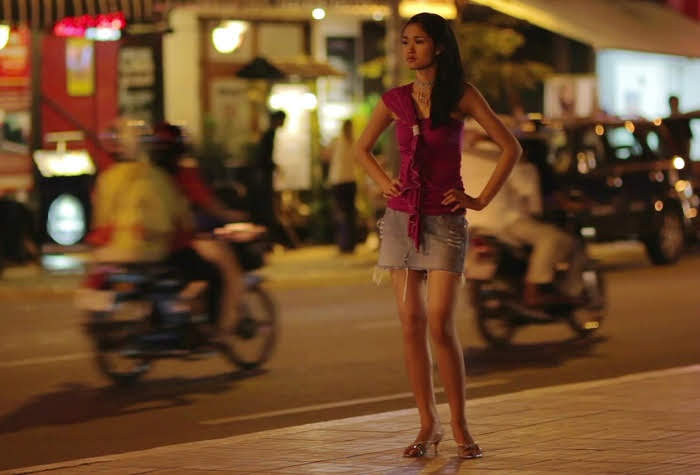 malaysia hookers in the streets of Kuala Lumpur