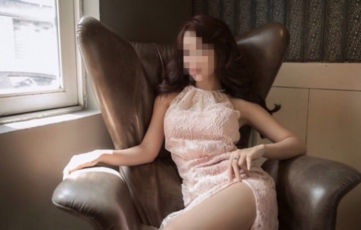 sexy escort girl in Hanoi