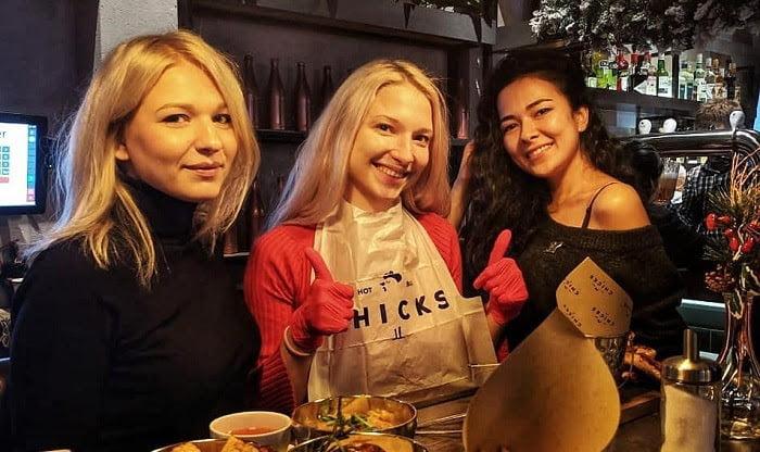 pick up girls in Almaty