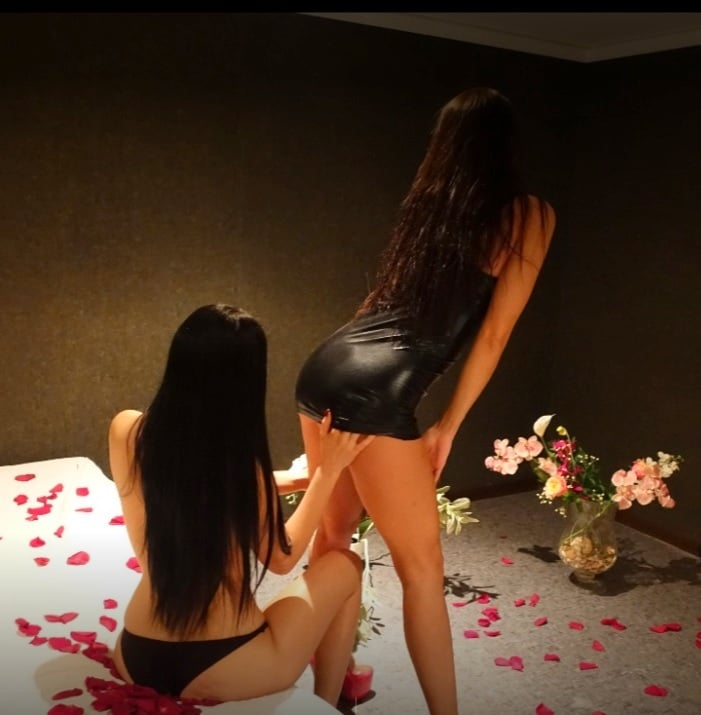 Russian erotic spa with girls
