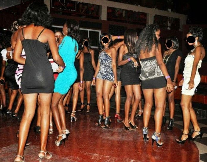 Kenya sex tourism