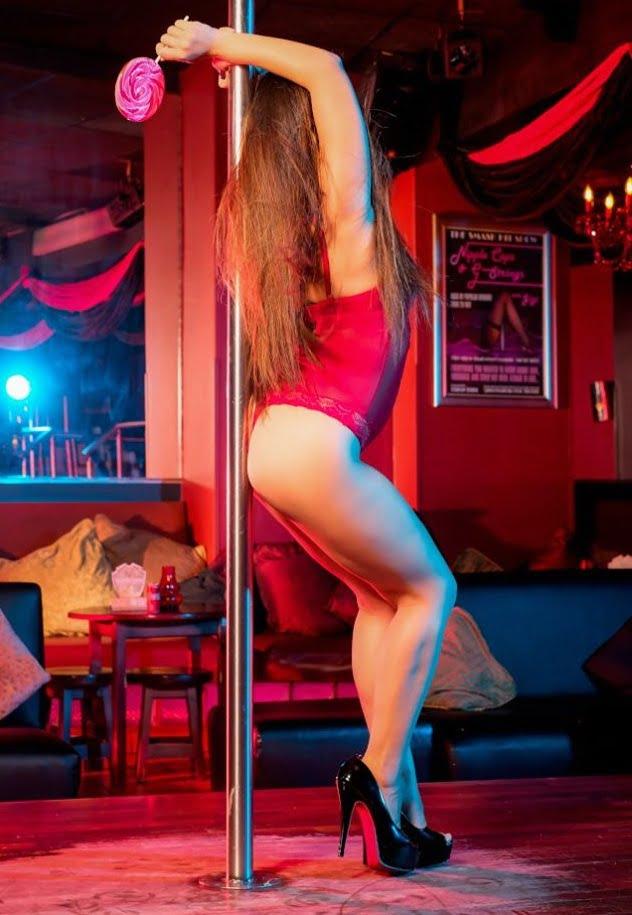 south africa strip club girl