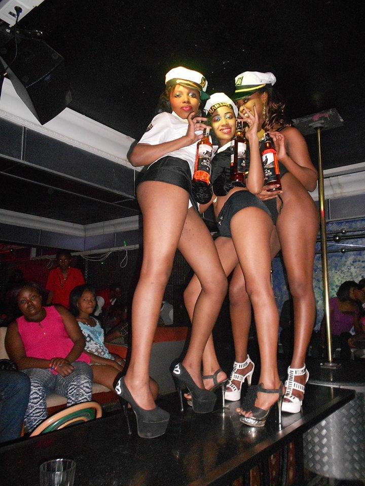 strip club girls in Kenya