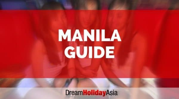 Manila guide to sex and girls