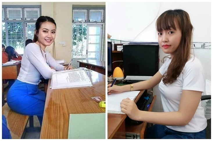 educated Vietnam girls